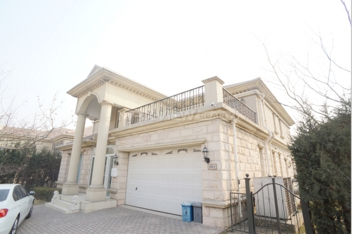 大湖山庄 5bedroom 601sqm ¥64,000 SH000054