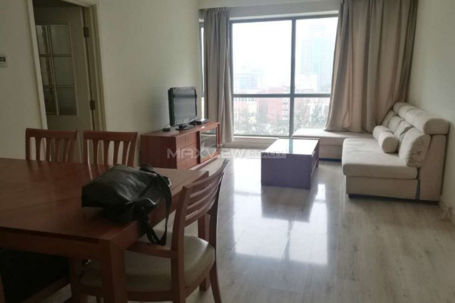海晟名苑 2bedroom 100sqm ¥15,000 BJ0002917